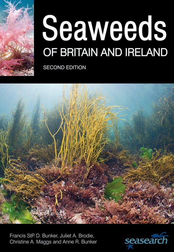 rock-pool-project-Seaweeds of Britain & Ireland - Bunker, Brodie, Maggs & Bunker