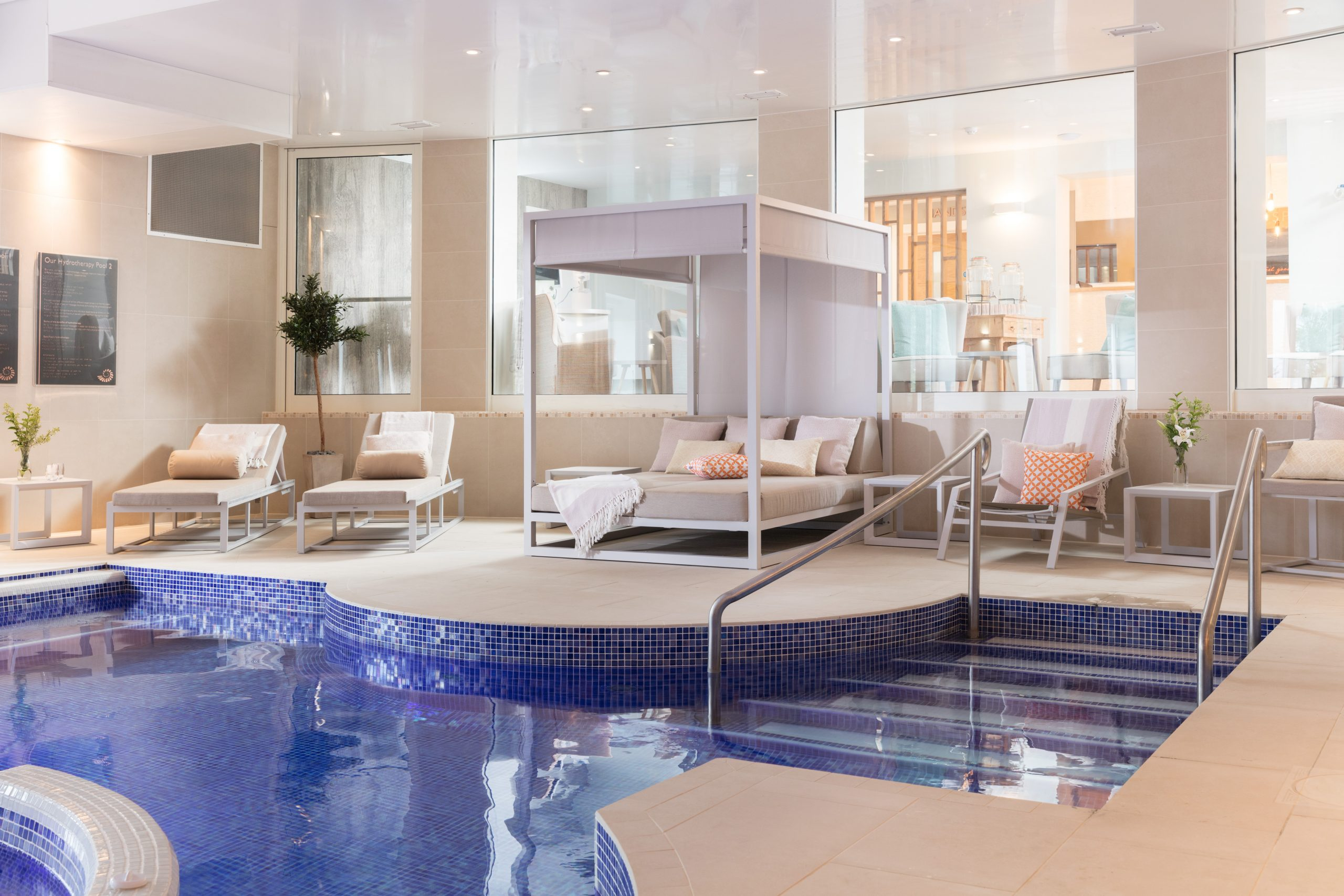 St Michaels Spa Hydrotherapy Pool